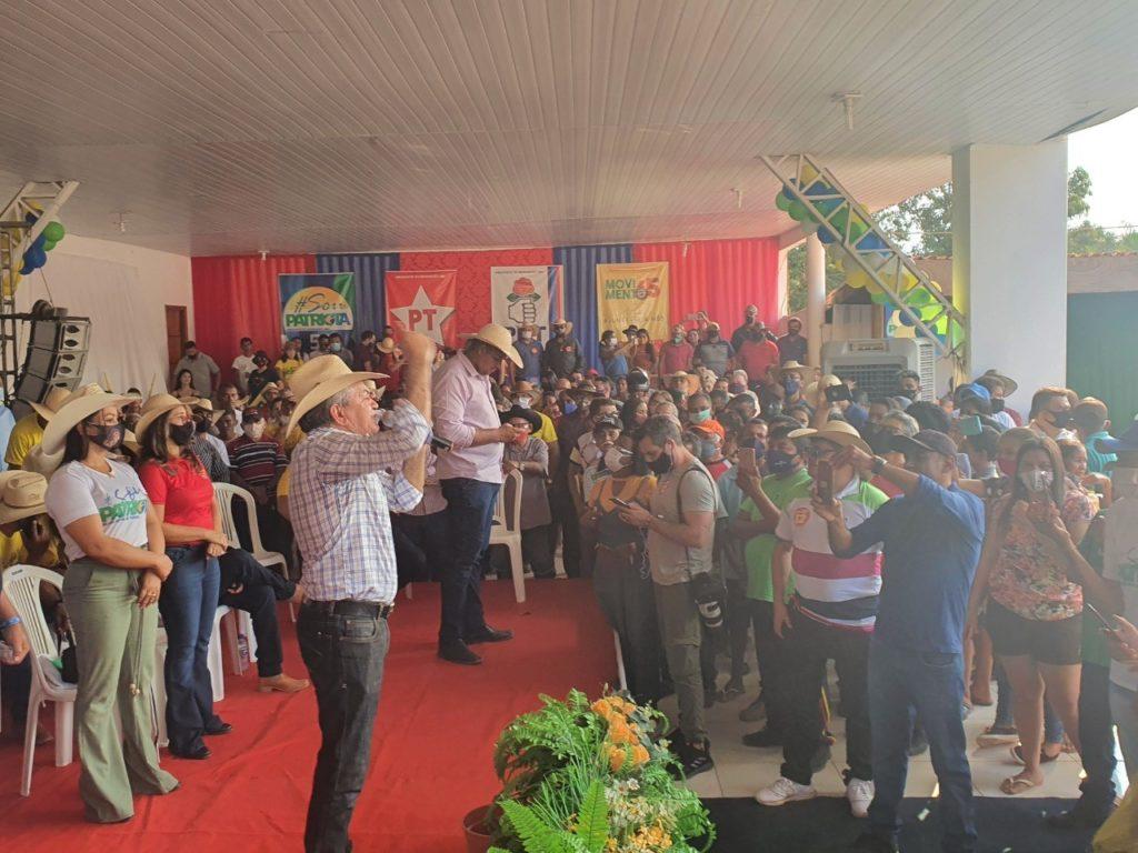 Antônio Pereira divulga carta aberta ao povo de Amarante após a convenção do aliado Vanderli - Blog do Paulo Roberto - Bastidores do PoderBlog do Paulo Roberto